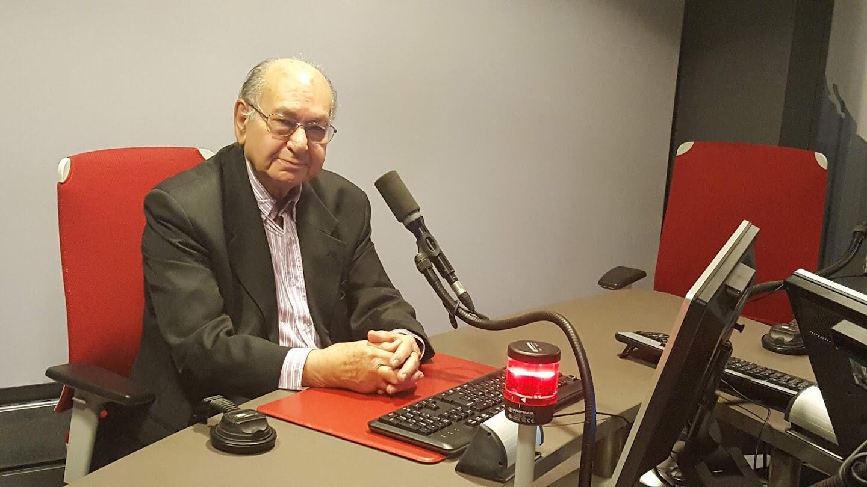 L'historien Serge Berstein.