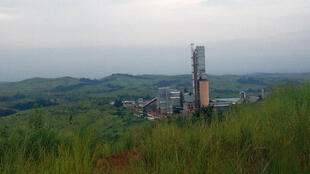 Congo-Brazzaville - Pool - Mindouli - Diamond Cement - Cimenterie - cimenterie-diamond-cement-mindouli