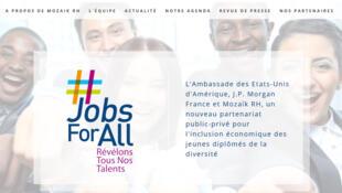 Cette initiative a pour ambition de mettre en relation des jeunes diplômés avec des entreprises françaises ou américaines implantées en France.