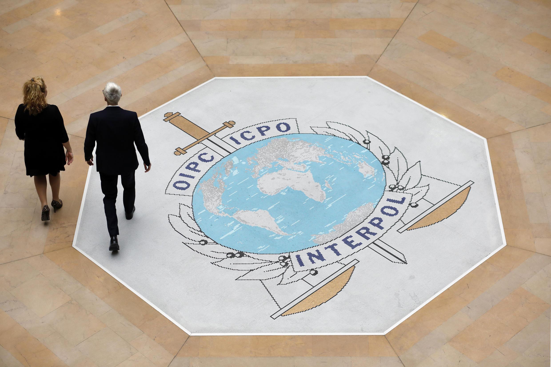 Sede da Interpol em Lyon, na França