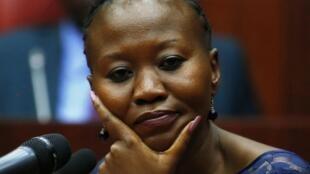 Aliyekuwa Kamishena katika Tume ya Uchaguzi nchini Kenya Roselyn Akombe