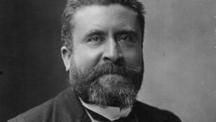 Jean Jaurès en 1904, photographié par Nadar.