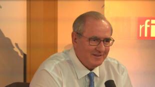 Maurice Leroy, président UDI du conseil départemental et député du Loir-et-Cher.