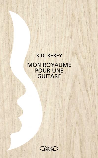 Kidi Bebey est journaliste et écrivain pour la jeunesse. « Mon royaume pour une guitare » est son premier roiman.