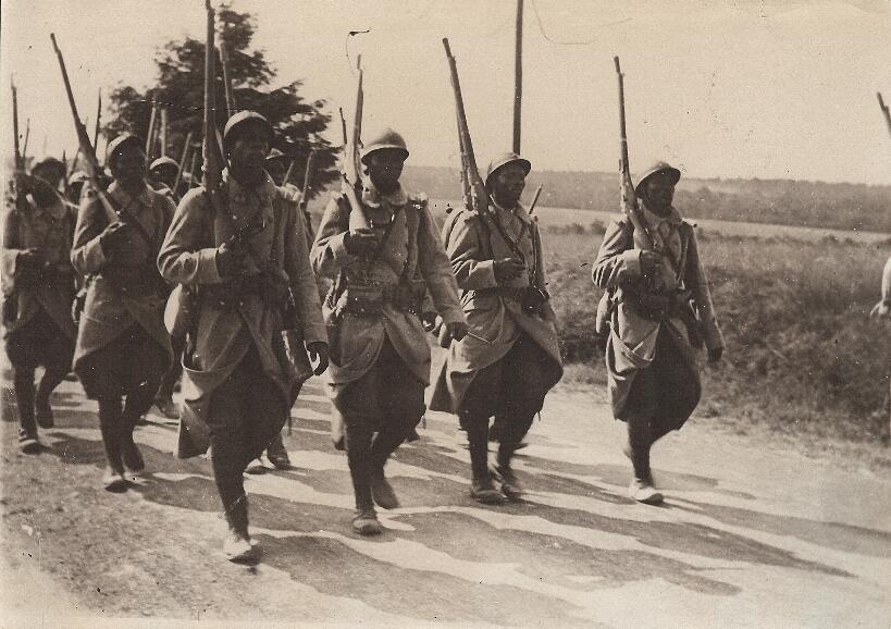 173 Africains ont été mobilisés pendant la Grande Guerre.