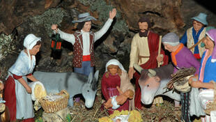 Nativity scenes are seen as a threat to secularity.