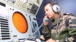 سیستم رادار نیروی هوایی فرانسه