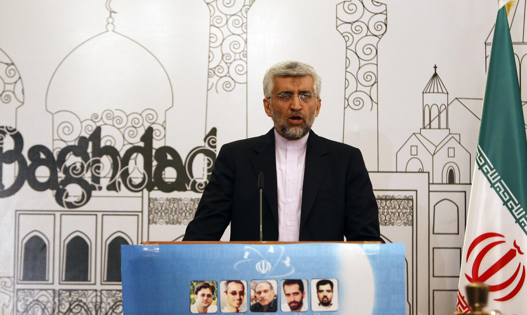 Saeed Jalili, anafuatilia majadilino baina ya Iran na mataifa tajiri