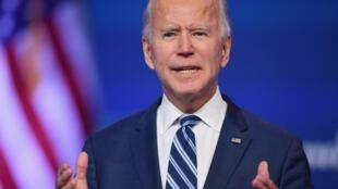Joe Biden rais mteule wa Marekani