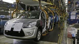 The PSA Peugeot Citroën plant in Aulnay-Sou-Bois may close this year.