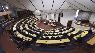 Собрание французских епископов в Лурде. 07.11.2016