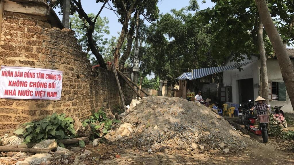 Đồng Tâm, đỉnh điểm của tranh chấp đất đai tại Việt Nam