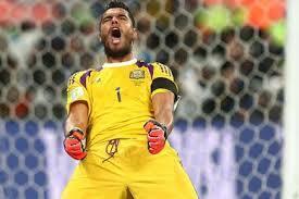 Sérgio Romero foi o herói do embate contra a Holanda