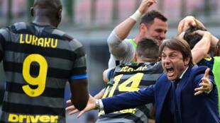 La potencia de Romelu Lukaku la recuperación de Christian Eriksen y la elegancia de Nicolo Barella son parte del impulso que devolvió a la primera plana al Inter de Milán