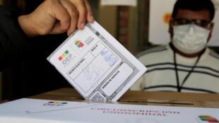 Bolivia eleição