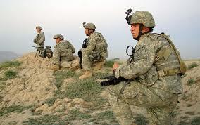 Baadhi ya wanajeshi wa Marekani nchini Afghanistan