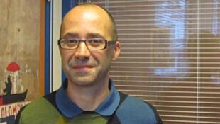 Pierre Salignon, Directeur Général à l'action humanitaire pour Médecins du monde.