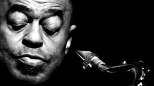 Musique - Archie Shepp - en noir et blanc - crédit photo Jan Kricke
