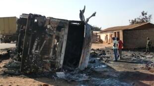 En 2010, l'explosion d'un camion-citerne a fait plus de 230 morts et une centaine de blessés en RDC.