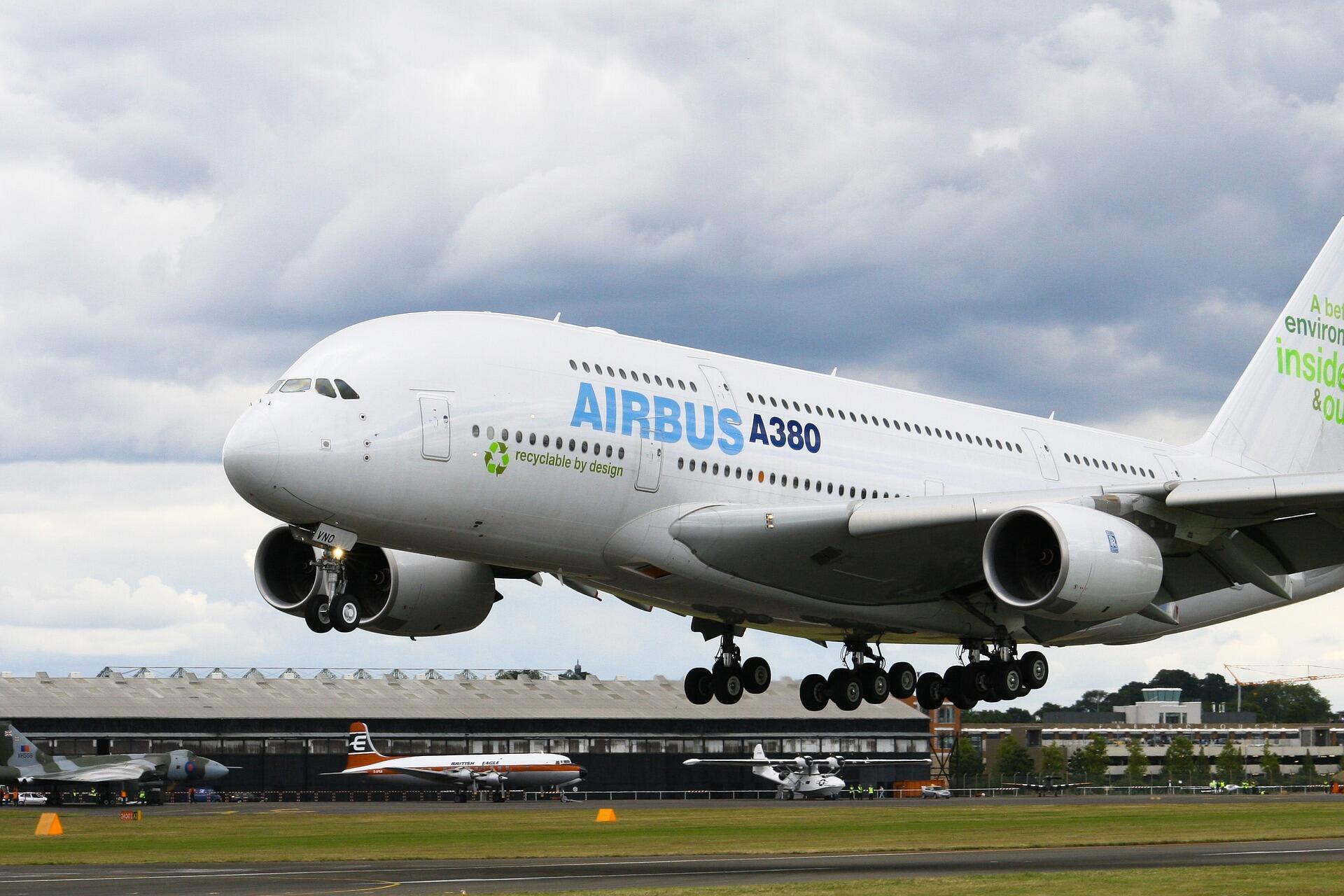 14/02/19- A Airbus anunciou nesta quinta-feira (14) o fim da produção do A380, um dos maiores aviões do mundo e um símbolo da empresa, que terá as últimas entregas concluídas em 2021.