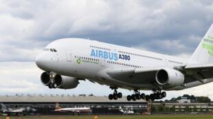 A contrutora europeia anunciou nesta quinta-feira (14) o fim do Airbus A380.