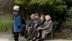 En 2040, le nombre de personne de plus de 60 ans augmentera sensiblement.