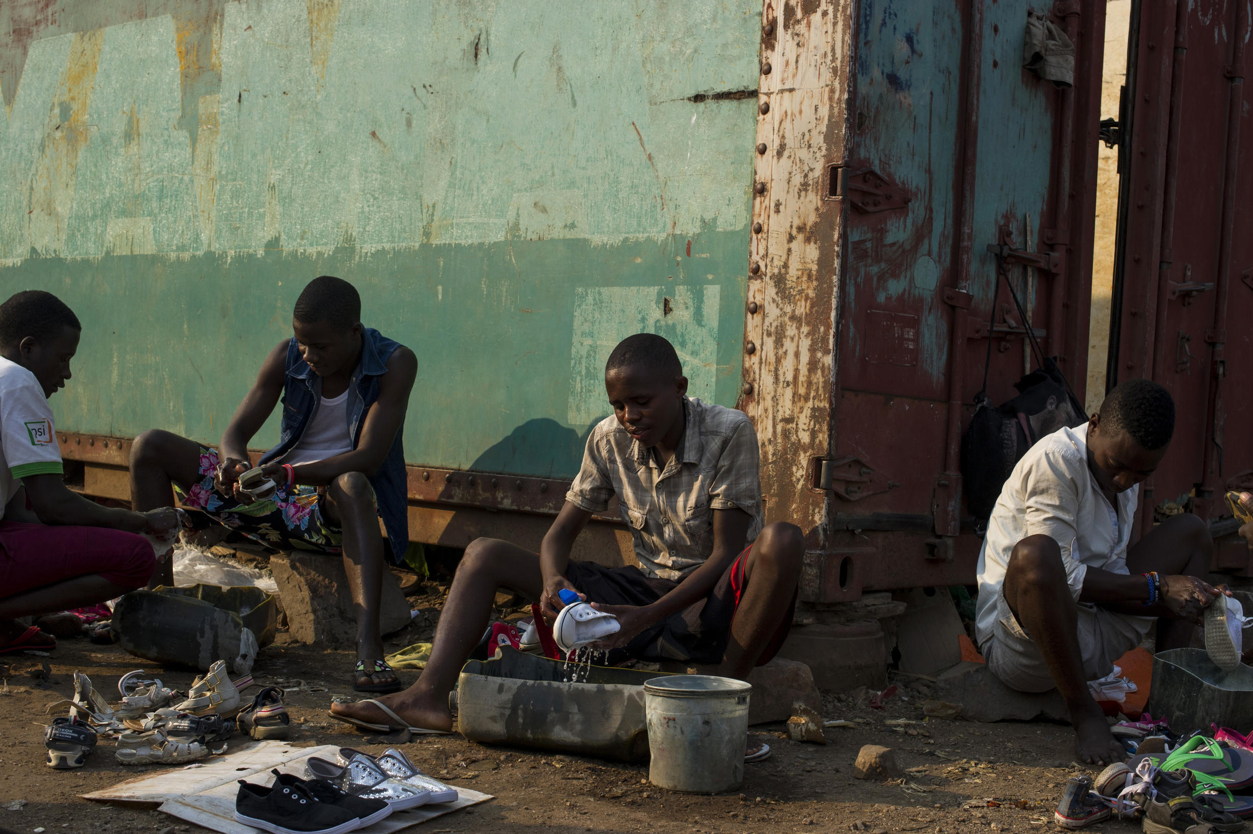 Burundi is the second poorest country in the world, according to the World Bank.