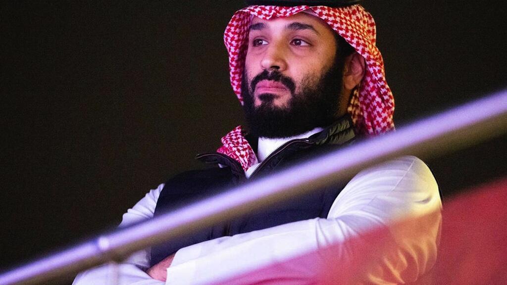 Mwanamfalme wa Saudi Arabia, Mohammed bin Salman, huko Diriya (Saudi Arabia), Desemba 7, 2019