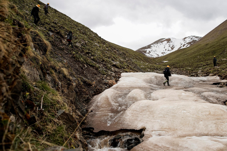 世界各地冰川面临融化消失威胁
