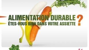 Thực phẩm bền vững. Ảnh của liên hiệp các nghiệp đoàn vì môi trường CSC-FGTB