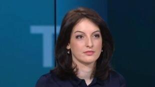 Myriam Benraad, polittologue, spécialiste de l'Irak et du Moyen-Orient.