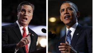 Qui de Mitt Romney ou de Barack Obama sera élu 45e président des Etats-Unis ?