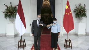 chine - indonésie - wang yi - retno marsudi
