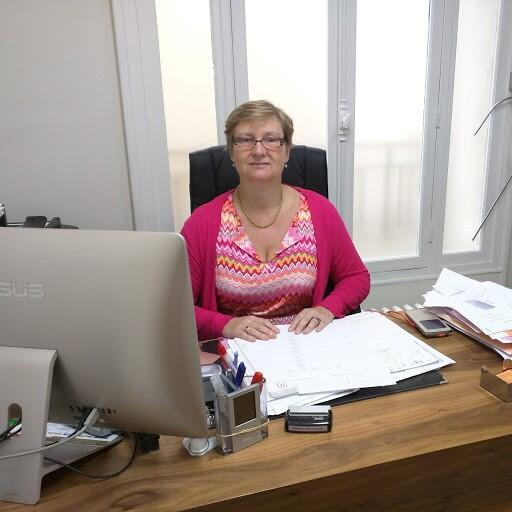 A dermatologista francesa Claire Geoffray