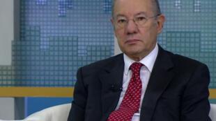 O ex-embaixador do Brasil nos Estados Unidos Rubens Barbosa.