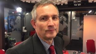 Laurent Bili, embaixador da França no Brasil