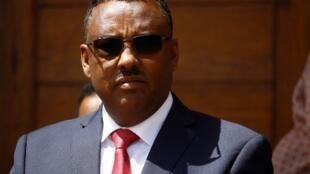 Demeke Mekonnen éthiopie