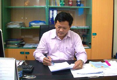 Luật sư Trần Đình Triển (DR)
