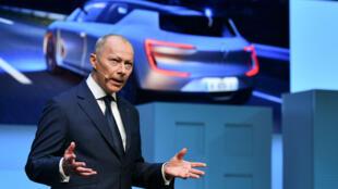 Thierry Bolloré se tornou presidente interino da Renault