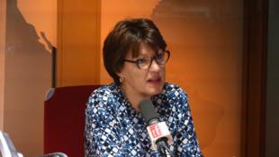 Annie Genevard sur RFI le 30 octobre 2018.