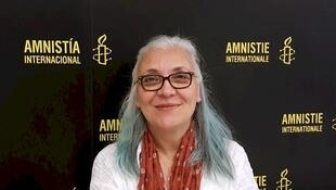 Идиль Эсер, руководительница турецкого отделения Amnesty International