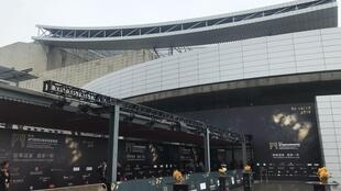 3° Festival internacional de cinema de Macau.