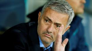 Mai horar da kungiyar kwallon kafa ta Tottenham José Mourinho.