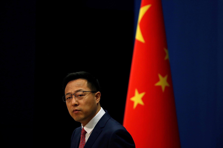 Chine - Zhao Lijian