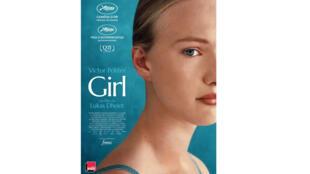 Affiche du film «Girl», de Lukas Dhont.