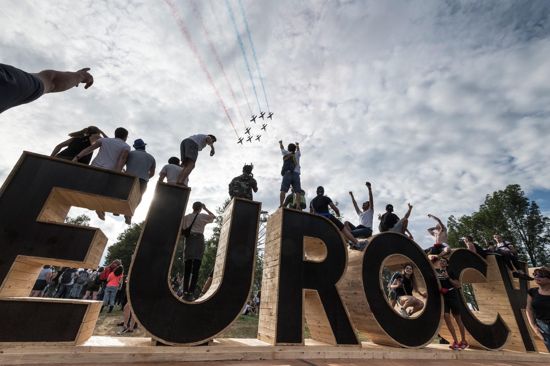 The organiser of Eurocks festival said the rules were like a 'straitjacket'