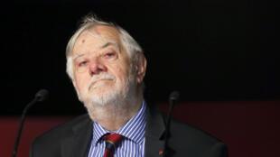 Yves Coppens le 19 mai 2015 à Paris.