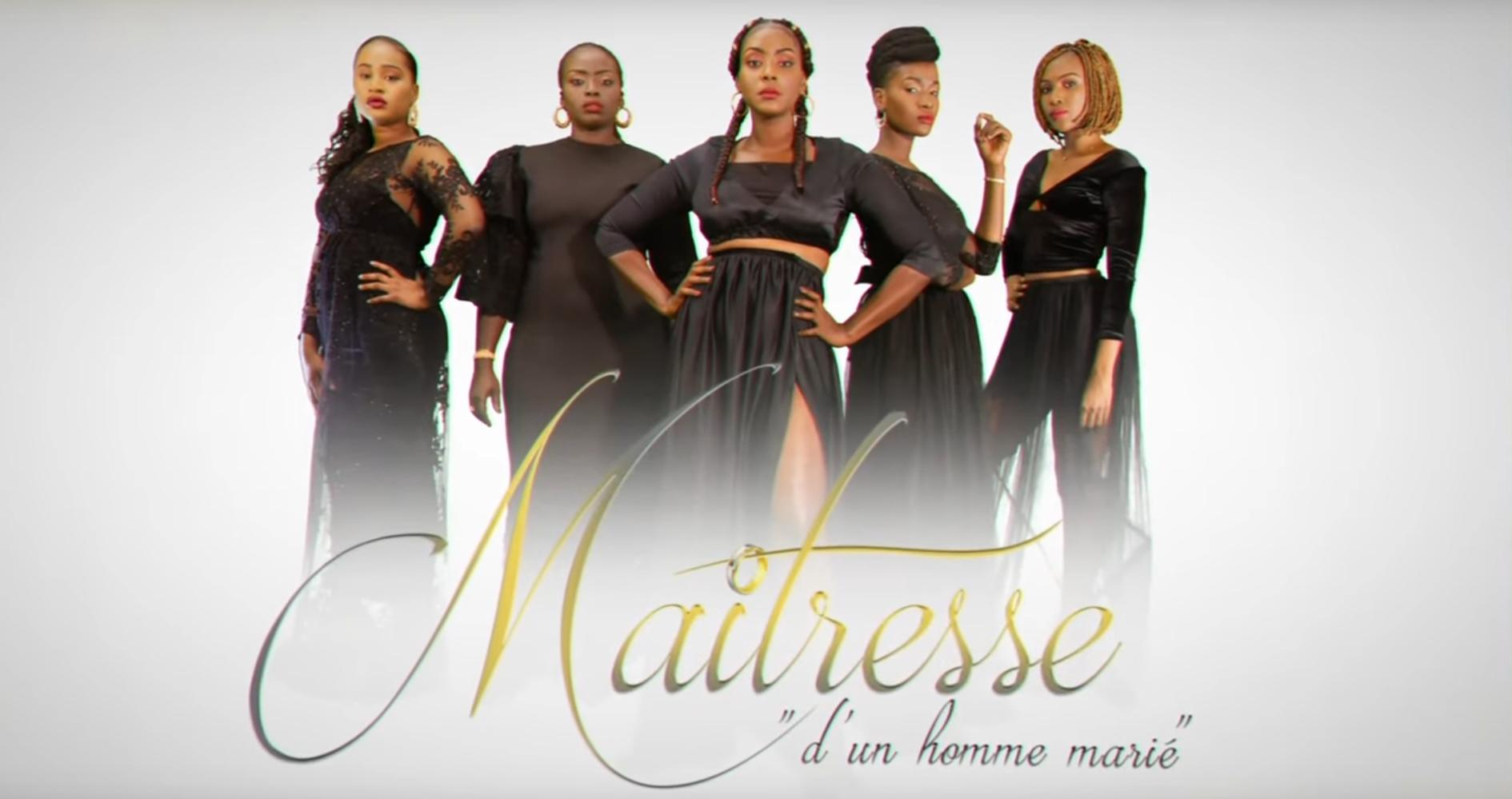 «Maîtresse d'un homme marié», une série télévisée sénégalaise.