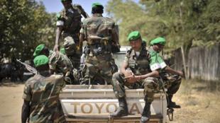 Jeshi la AMISOM kutoka Ethiopia likipiga doria nchini Somalia