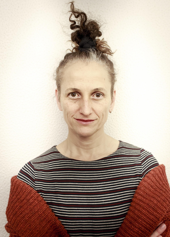Vera MAntero, coreógrafa e performer.